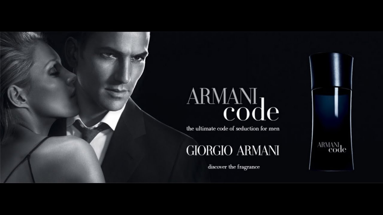 Armani Codeblack Code Fragrance Review 2004 Youtube