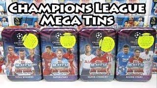 Download Rising Stars Mega Tin Opening Match Attax Champions League