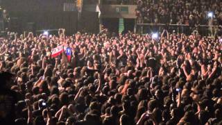 Exodus - Strike of the beast (The metal fest, Chile 2012)