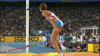 women s high jump final wc daegu 2011