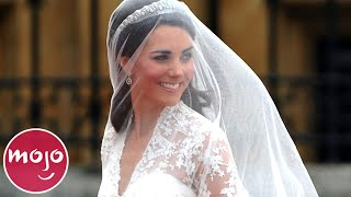 Top 20 Celebrity Wedding Dresses of All Time