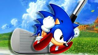 Sonic Hack - SNOLF Zero