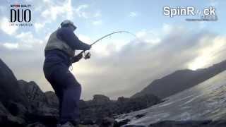 Pesca de corvinas SpinRock Chile DUO TideMinnow Slim 175