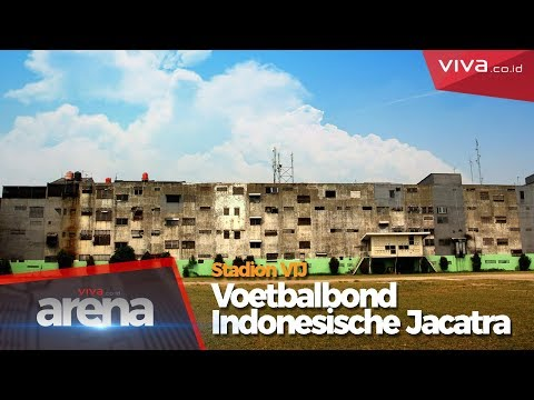 Stadion Pertama Persija yang Terlupakan