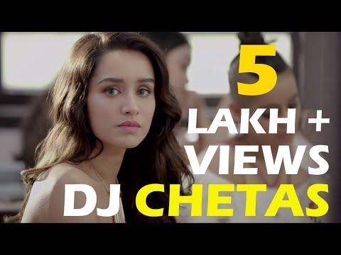 Baarish - Half Girlfriend Music Video - DJ Chetas 550K + Views