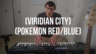 Daily Piano Cover #220: Viridian City (Pokemon Red/Blue)