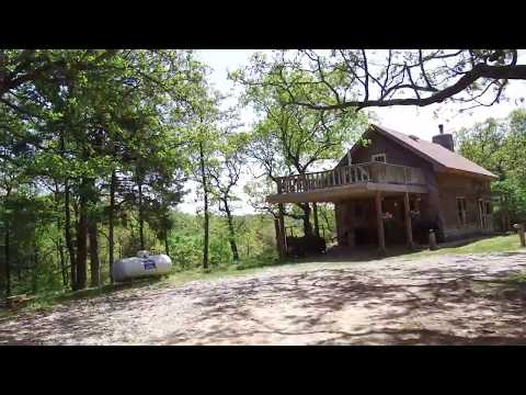Hunting Property For Sale Auction Oklahoma Hughes County