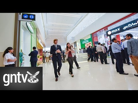 Majid Al Futtaim unveils its new shopping mall, City Centre Me'aisem