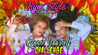 Download 🎤 ¡¡ROAST YOURSELF CHALLENGE (Video Oficial)!! 🔥 KYMSTYLE feat JOSE SERON 🎶NUESTRA PRIMERA CANCIÓN