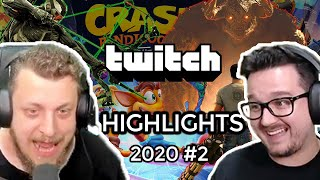 GÉPÁGYÚVAL A POLOSKA ELLEN | Twitch Highlights 2020 #2