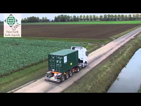 Flexitanks, Low-Cost Solutions for Bulk Liquid Transportation