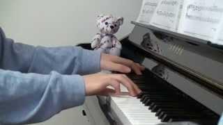2014年 Concert Tour 「Kis-My-Journey」の玉森くんのソロ曲をピアノで...