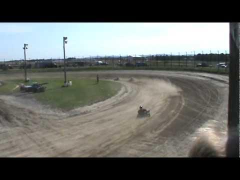 2 Stroke Karts Whip City Speedway 8 28 10