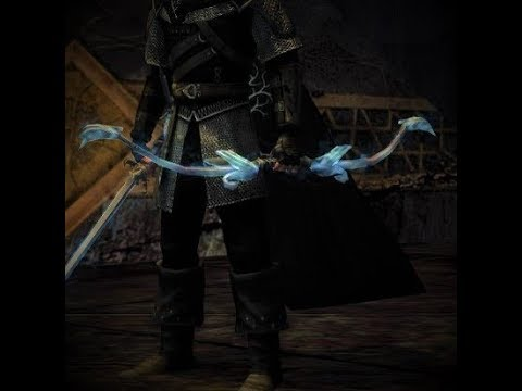 -LOTRO-  Minas Morgul Weapon Aura First Look And Fix!