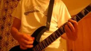 Gone Away - The Offspring - cover