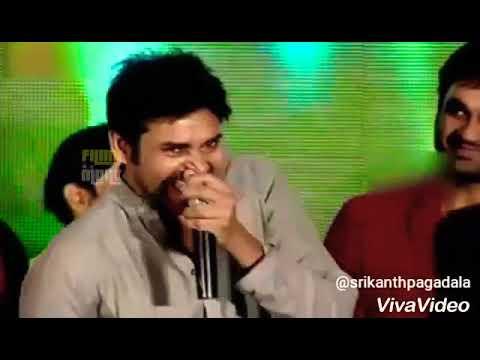 Pawan Kalyan beautiful smiles... with gopala gopala bgm