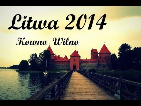 Litwa 2014 - Kowno i Wilno