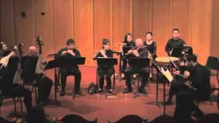 Chinese Music Ensemble - Purple Bamboo Tune - Han Lyric Tune