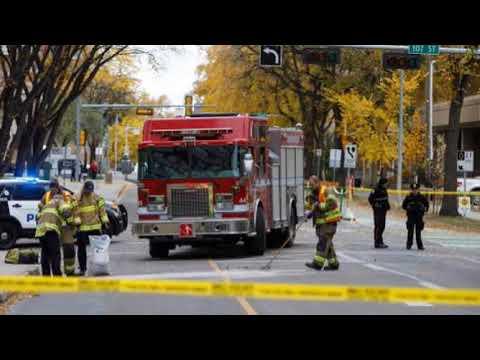 Attaques au Canada : cinq blessés à Edmonton la police évoque un acte de terrorisme