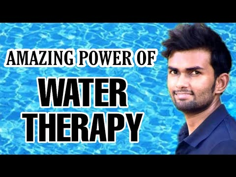 AMAZING POWER OF WATER THERAPY!! LOSE 5 KGS IN 1 MONTH #watertherapy #weightloss#fitness