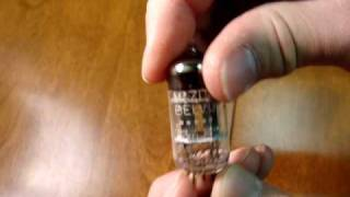 How to Spot Super Rare 12AX7 Vacuum Tubes part I