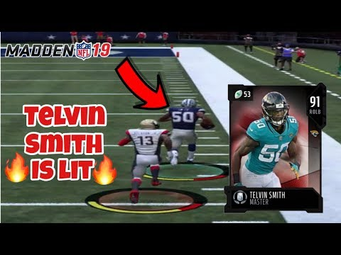 Telvin Smith is a Glitch | Madden 19 Ultimate Team Gameplay