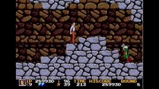 Rolling Thunder 2 Longplay (Mega Drive/Genesis) [50 FPS]