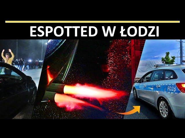 Tak się bawią w Łodzi : te wyścigi, te wybuchy! | Espotted