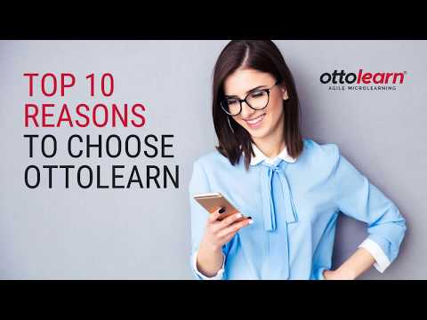 Top 10 Reasons to Choose OttoLearn for Your Mastery & Retention Platform