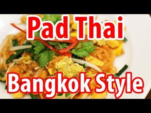 Pad Thai Thip Samai in Bangkok (ผัดไทยประตูผี)