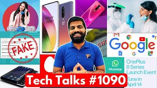 Tech Talks #1090 - Redmi Note 10 5G, PM CARES Fraud, OnePlus 8 India Launch, Home Testing in India