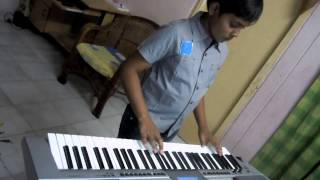 silvalo nakai karchenu yesu rakthamu By  Rohi on keyboard