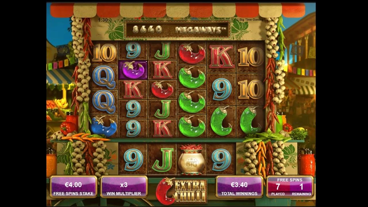 Chilli slot machine