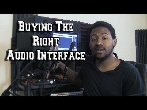 Buying the best Audio Interface for music MrDifferentTV