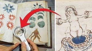 Los Secretos del Libro más Misterioso del Mundo - El Manuscrito Voynich