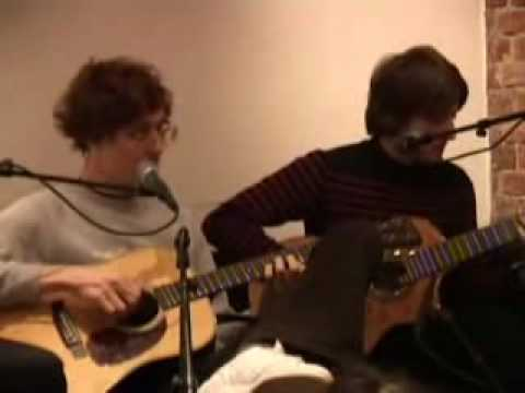 Kings of convenience small show part 1