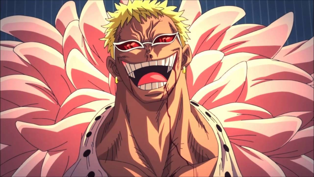 one piece doflamingo