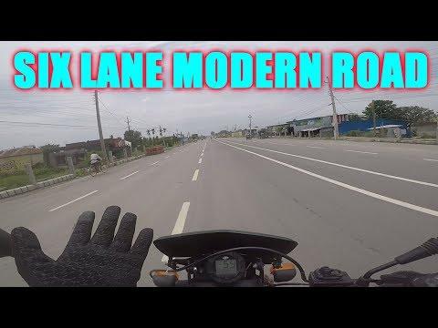 BIRATNAGAR NEPAL - Travel Vlog || SIX LANE - Amazing Modern Roads || MOTOVLOG