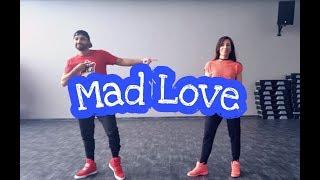 "Sean Paul&David Guetta ft. Becky G- ""Mad Love"" //ZUMBA //DANCE//FITNESS// Choreo by Flurim & Anka"