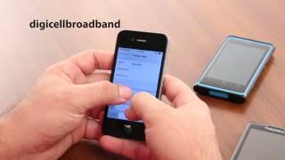 DigiCell APN التعليمي و التسجيل في بوابة الفيديو