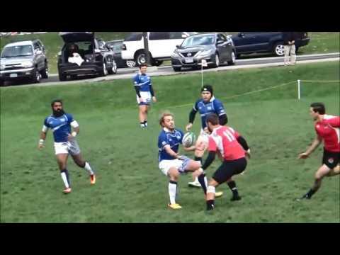 University at Buffalo Mens Rugby vs. Wheeling Jesuit Universty 10 22 16
