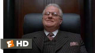 The Hudsucker Proxy (2/10) Movie CLIP - Waring Hudsucker Quits (1994) HD