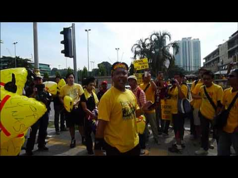 BERSIH 3.0 : THE EARLY SPEECH (UNCUT)