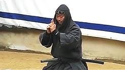 Echte Ninjas zeigen ihr Können!