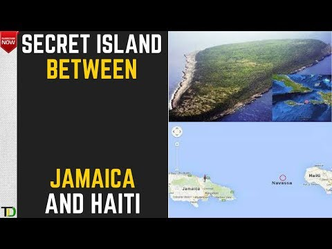 Navassa Island - Is a secret Island between Jamaica and Haiti!