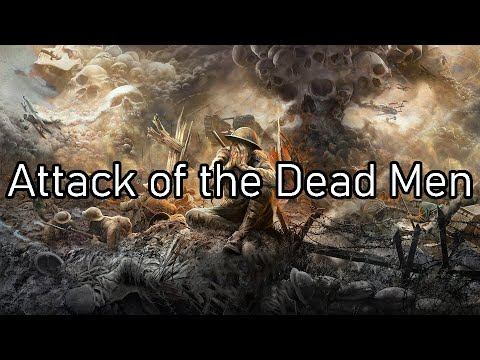 Sabaton | Attack Of The Dead Men | Lyrics