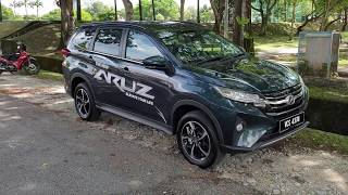 Perodua Aruz - Covers the Basics, but that's about it | EvoMalaysia.com