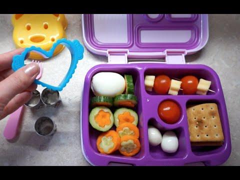 🍰 4 ИДЕИ ДЛЯ ЛАНЧБОКСА. НЕ рецепты Lunchbox Organization