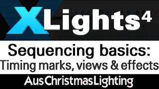 xlights 4 webinar series sequencing basics
