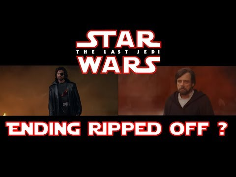 "The Last Jedi Ending Ripped Off ""Escape From LA"" ?"